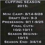 cuffing